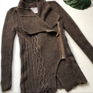 Rachel Roy   Knit Cardigan Sweater